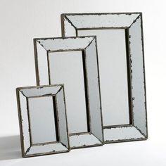 miroirs vieillis