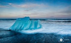 Ice on the Beach by Mark Brodkin on 500px
