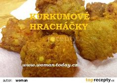 Kurkumové hracháčky Meat, Chicken, Cooking, Food, Turmeric, Kitchen, Essen, Meals, Yemek