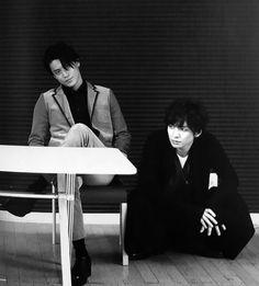 Oguri Shun & Ikuta Toma