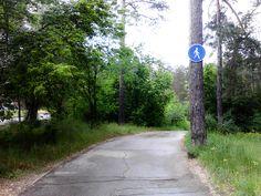 Пешеходная аллея от Громовой до Механизаторов