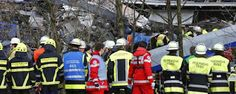 NEWS & SPORT 360°: Germania: scontro fra due treni in Baviera, 9 mort...