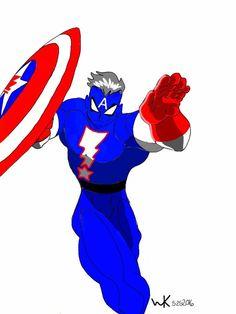 madman(comics)/captain america