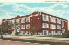 High School-Great Bend,Kansas