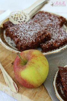 Russischer Apfel-Schokoladenkuchen (Eine kulinarische Entdeckungsreise)