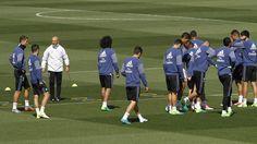 Real Madrid: El Real Madrid ya prepara el derbi de 'Champions' | Marca.com http://www.marca.com/futbol/real-madrid/2017/04/30/5905ceefca47410c278b45b0.html