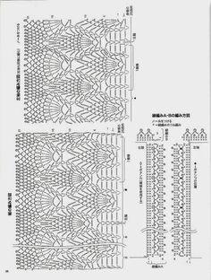 Chaqueta Patron Redondo Tejido - Patrones Crochet