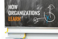 How Organizations Learn