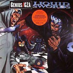 GZA / Genius - Liquid Swords