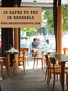 10 Cafes to try in Brussels - S Marks The Spots Blog