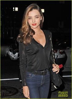 Another one of my girl crushes...Miranda Kerr
