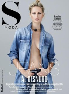 Karolina Kurkova - S Moda for El Pais, October 2013