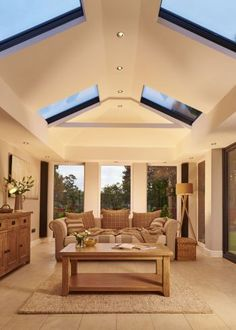 Solid and glass sunroom or conservatory construction. #sunroomandconservatory