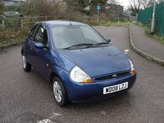 Ford Ka 1.3 - I want to convert one of these to electric!