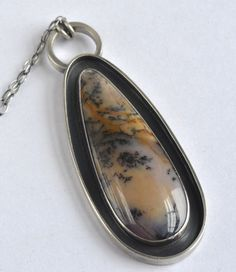 sterling silver amethyst sage agate pendant necklace by laurenmeredith on Etsy https://www.etsy.com/listing/206927256/sterling-silver-amethyst-sage-agate