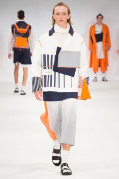 Yvonne Yao // Nottingham Trent University Autumn/Winter 2015 Ready-To-Wear Collection | British Vogue