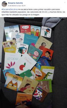 Rosario Calvillo Early Childhood, Nursery Rhymes, Rosario, Reading, Libros, Art