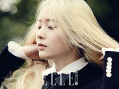 2014.08, Elle, f(x), Krystal