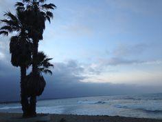 My early morning prayer walk on the Ventura Promenade