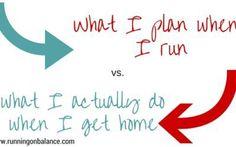 Five Lies I Tell Myself When I'm Running