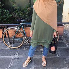 """1,427 Likes, 62 Comments - @by.kha on Instagram: """"Ma magnifique abaya disponible chez @enmode_mastoura idéal pour cette aïd """""""