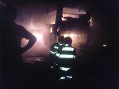 Ônibus são incendiados no centro de Afogados da Ingazeira – PE | S1 Notícias
