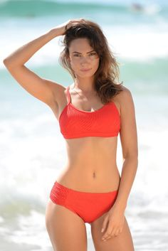 Combine trends with lace and active wear in Finch Swim, Available Now