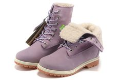 Timberland Womens Purple Leather Boots,Fashion Winter 2016 New Timberland Women Boots