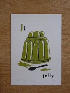 J for Jelly