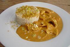 Curry Geschnetzeltes, ein leckeres Rezept aus der Kategorie Schmoren. Bewertungen: 70. Durchschnitt: Ø 4,6.