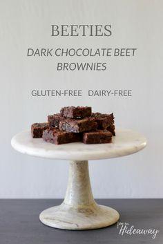 Dark Chocolate Beet Recipe | Gluten-Free | Dairy-Free | Grain-Free | FromOurHideaway.com