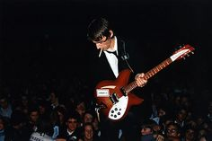 Paul Weller performs with the Jam in 1978