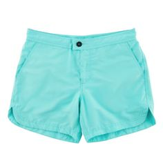 Mint Classic Swim Shorts | BASZE | Wolf & Badger