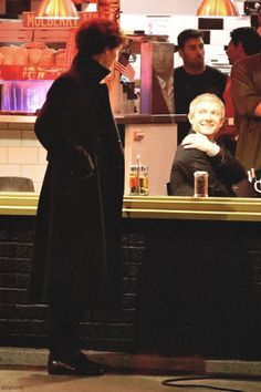 Benedict Cumberbatch and Martin Freeman, Johnlock, Freebatch