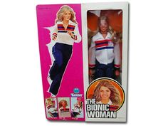 She was like Barbies, too large awkward cousin. LOL!!! But I loved the TV show so much