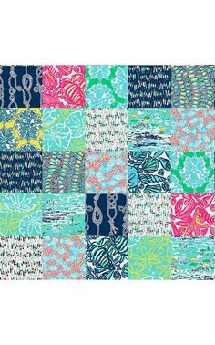Lilly Pulitzer Multi Sailors Patch. The Worth Shift in this print is mine!