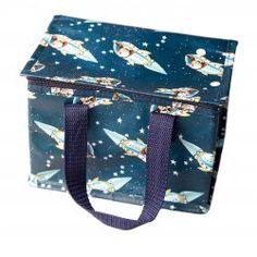 Little Boo-Teek - New Arrivals  Lark Spaceboy Lunch Bag $14.95  www.littlebooteek.com.au #littlebooteek #newarrivals #presents #kids #baby #gifts
