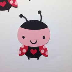 Items similar to Ladybug Die Cuts ~ Paper Ladybug Cut Outs, Spring Bug Party, Snug as a Bug Baby Shower, Girls Birthday Party Decorations, Cute Bugs Party on Etsy Birthday Party Decorations, Birthday Parties, Die Cut Paper, Die Cutting, Cut Outs, Ladybug, Girl Birthday, Snug, Pond