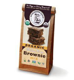 Organic Gluten Free Vegan Brownie Mix