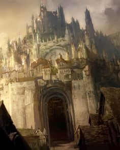 The great Dúnedain kingdom that lies west of Mordor and north of the Bay of Belfalas. Osgiliath on the Anduin served as the Gondorian capital until T.A. 1640, when the throne was moved to Minas Tirith