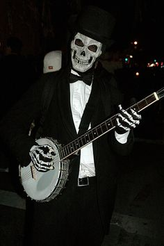 banjo skeleton
