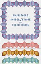 Cross Stitch Pattern List