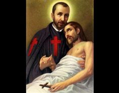 On July 18 the U.S. Catholic Church celebrates the feast day of Saint Camillus de Lellis, who turned from his life as a soldier and gambler to become the founder of an order dedicated to caring for the sick. In some other countries, he is celebrated on the anniversary of his death, July 14.