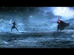 Star Wars: The  Force Unleashed 2, spot created by Blur Studio.    2008