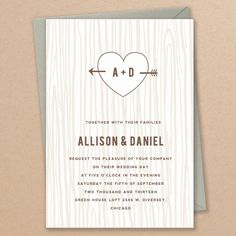Instant Download - Initial Tree - DIY Wedding Invitation Templates via Etsy