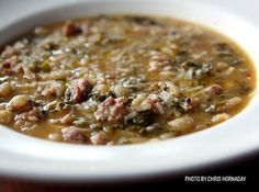 white bean and sausage stew more italian sausage james beard recipes ...