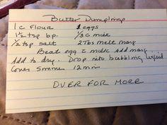 Dumplings Dumplings, Rid, Sheet Music, Cooking Recipes, Math, Mathematics, Cooker Recipes, Math Resources