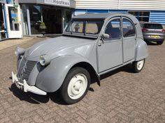 Citroën - 2CV A - 1957 Burton 2cv, Vintage Cars, Antique Cars, Cabriolet, Manx, Old Cars, Fiat, Cars And Motorcycles, Motorbikes