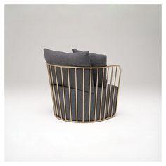 phase design brides veil chair