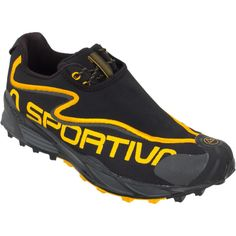 64013935f24 La Sportiva Ultra Raptor (Black Yellow). Running Shoe ...